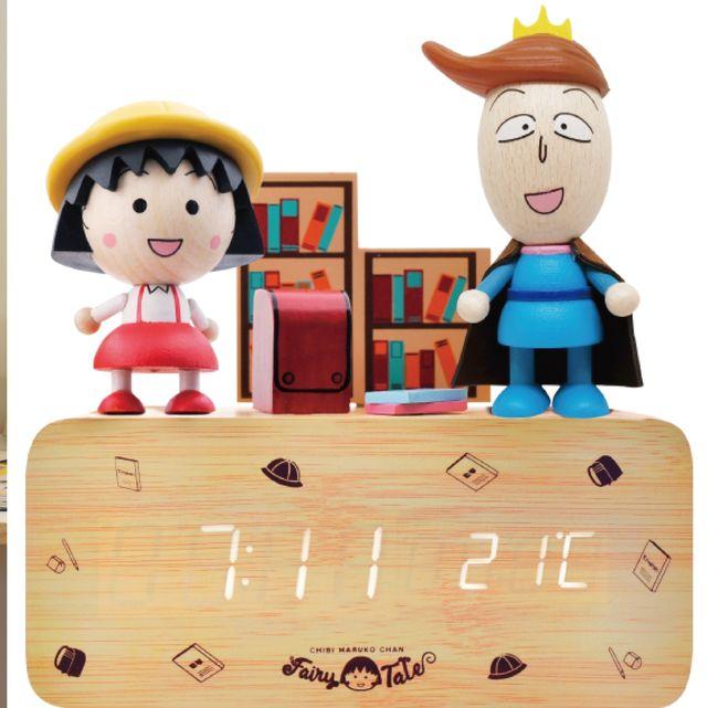 7-ELEVEN最新「櫻桃小丸子集點活動」抽日本雙人遊!限量推出辦公室療癒公仔、電子鐘、記事黑板