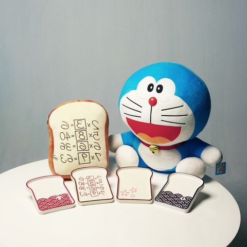 7-ELEVEN最新推出「哆啦A夢神奇道具」集點送!哆拉A夢造型公仔、記憶吐司盤限量發售