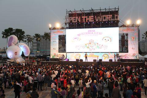 「7-ELEVEN OPEN!大氣球遊行」周末盛大登場!20組卡通大氣球 查理布朗、卡娜赫拉加入遊行陣容