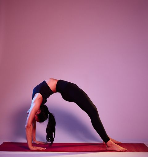 Backbend: How to Strike the Pose