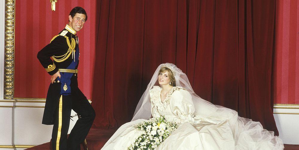 De Geheimen Achter Diana S Bruidsjurk Onthuld Van Een