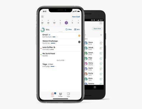 goalify app