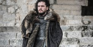 Game of Thrones Finale Jon Snow