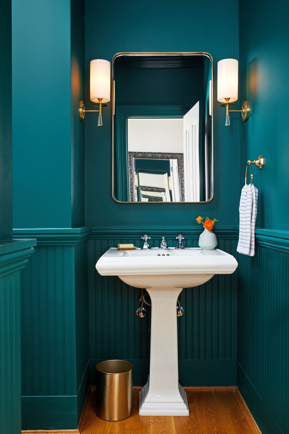 The Best Teal Paint Colors, and How to Use Them