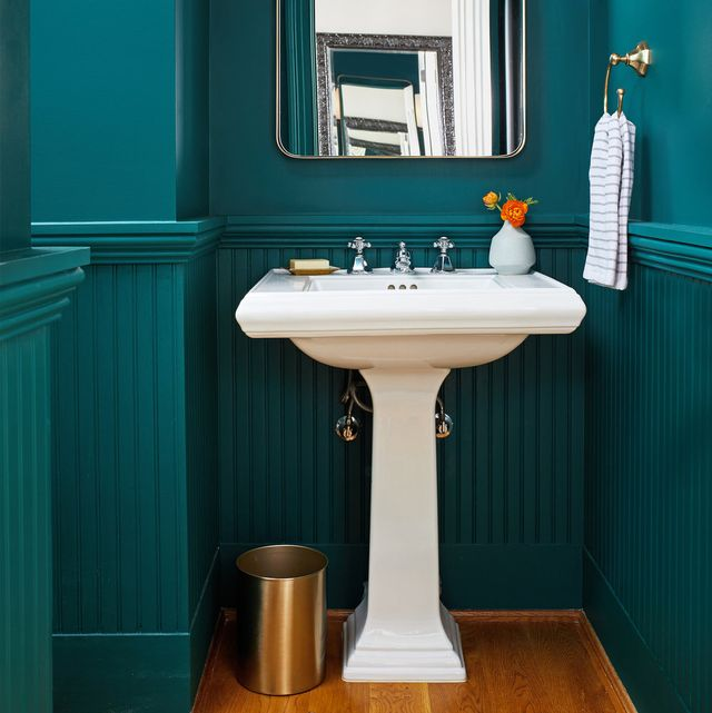 The 10 Best Teal Paint Colors, and How to Use Them