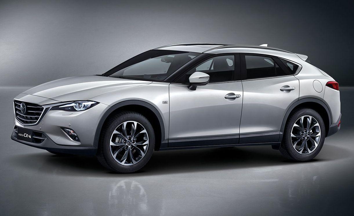 Mazda Cx 4 Crossover Coming Soon New Suv For Geneva Auto Show