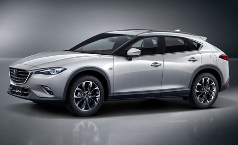 Mazda CX-4 (China-market)