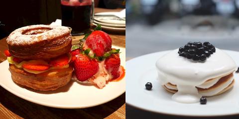 Food, Cuisine, Dish, Dessert, Ingredient, Chiboust cream, Sweetness, Baked goods, Pastry, Frozen dessert,
