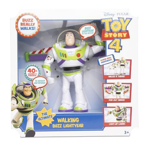 Buzz lightyear toy from Argos