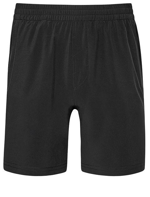 Clothing, Black, Shorts, Active shorts, Sportswear, Trunks, rugby short, board short, Briefs, Bermuda shorts,