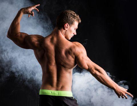 Best Shoulder Workouts Men S Health
