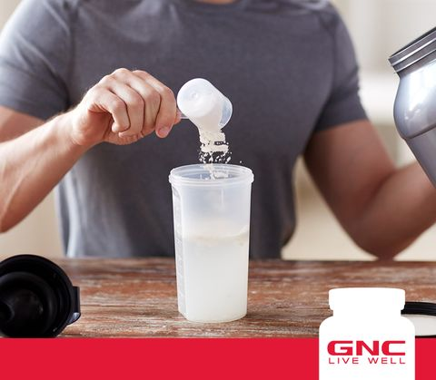 GNC protein powder
