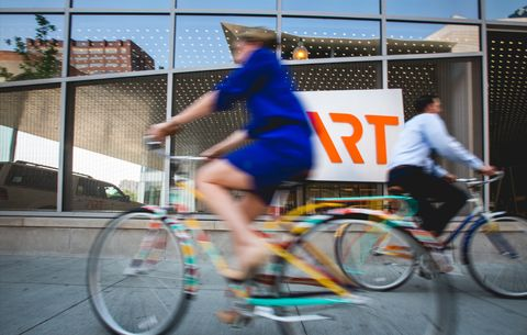 The ART Hotel's Art Ride