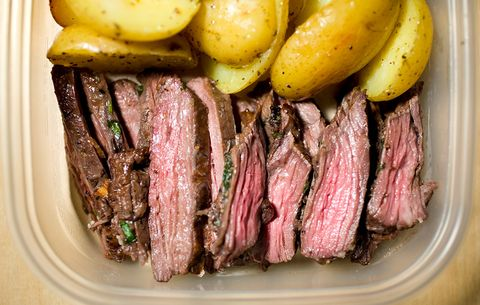 The Best Way to Reheat Every Kind of Leftover   Men's Health