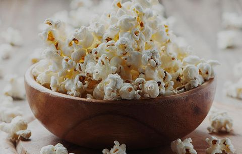 carb snacks that help weight loss popcorn