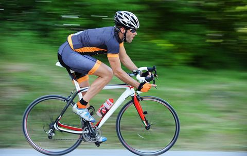 Cycling only builds muscle in the quads and promotes bad posture