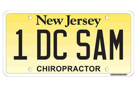 NJ chiropractor