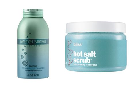 salt bath products