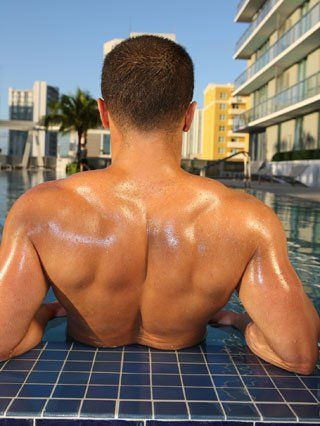 Muscle-Building Strategy for a V-Shaped Torso at Men's Health com