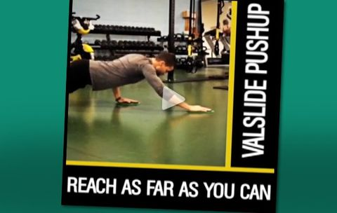 Turn Up the Heat on Your Pushup!
