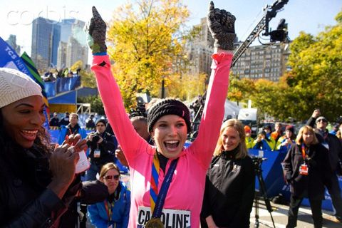 How Celebrity Runners Fared at the New York City Marathon