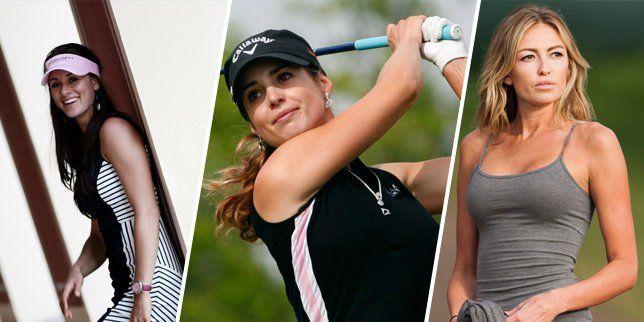 20 Hottest Women Of Golf