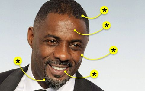 The Grooming Lessons of Idris Elba