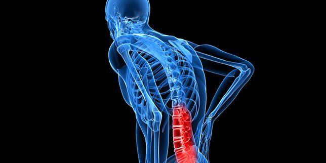 What's the cause of sudden stabbing pain in my lower back - Be My ...
