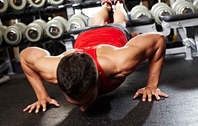 8 Pushup Routines That Are Better Than 'AMRAP'