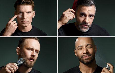 The 2015 Men's Health Grooming Awards