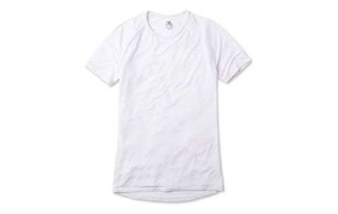 RibbedTee Evo Tencel crew neck undershirt