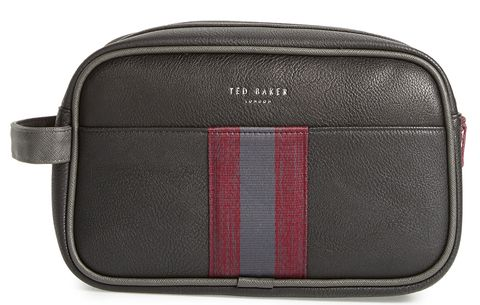 Best for Low-Key Style  Ted Baker London Pidgy Faux Leather Travel Kit 6bf0474144eb2