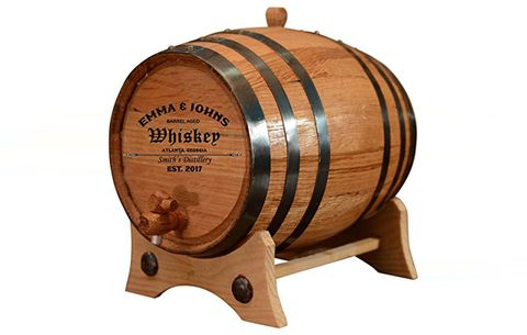 Customized American White Oak Aging Barrel