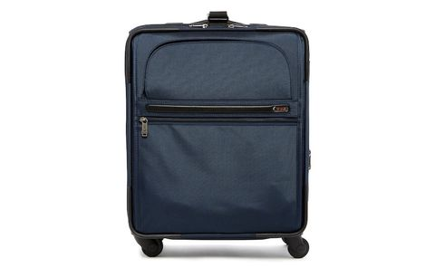 "Continental 21"" Expandable 4 Wheel Nylon Carry-On"