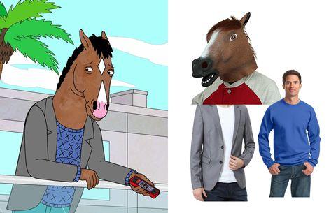 netflix inspired costumes