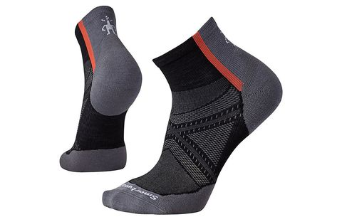 Best Running Socks: Smartwool Men's PhD Run Light Elite Mini Socks
