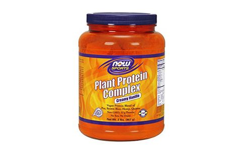 Best Pea + Rice Combo: NOW Foods Plant Protein Complex