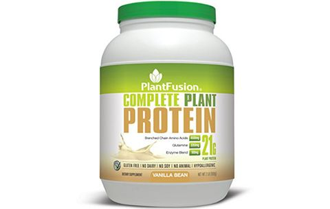 Best Fan Base: PlantFusion Complete Protein Powder, Vanilla Bean