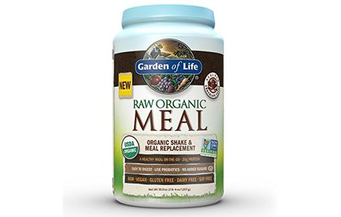 Best Ingredients: Garden of Life Meal Replacement, Chocolate