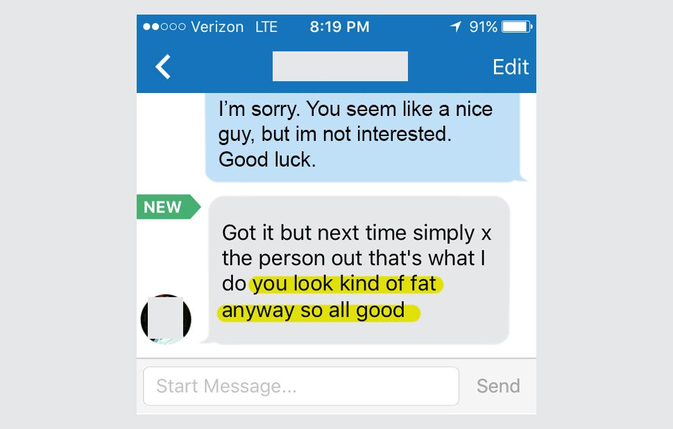 8 worst types of first messages in online dating