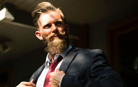 Beard Maintenance Tips According To Barbers Men S Health