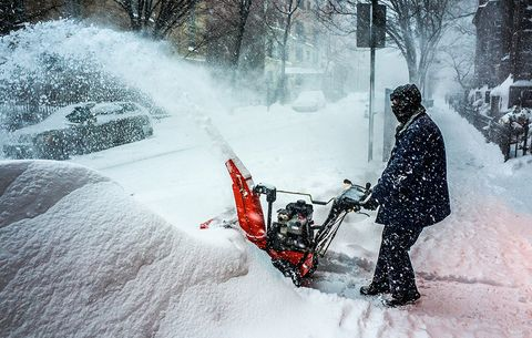 Emergency Room Doctors Reveal the Worst Blizzard Injuries They've Ever Treated