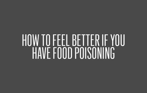 Symptoms Of Food Poisoning How Long Does It Take To Get Sick