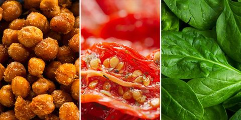 5 Vegetarian Recipes That Actually Pack a Ton of Protein
