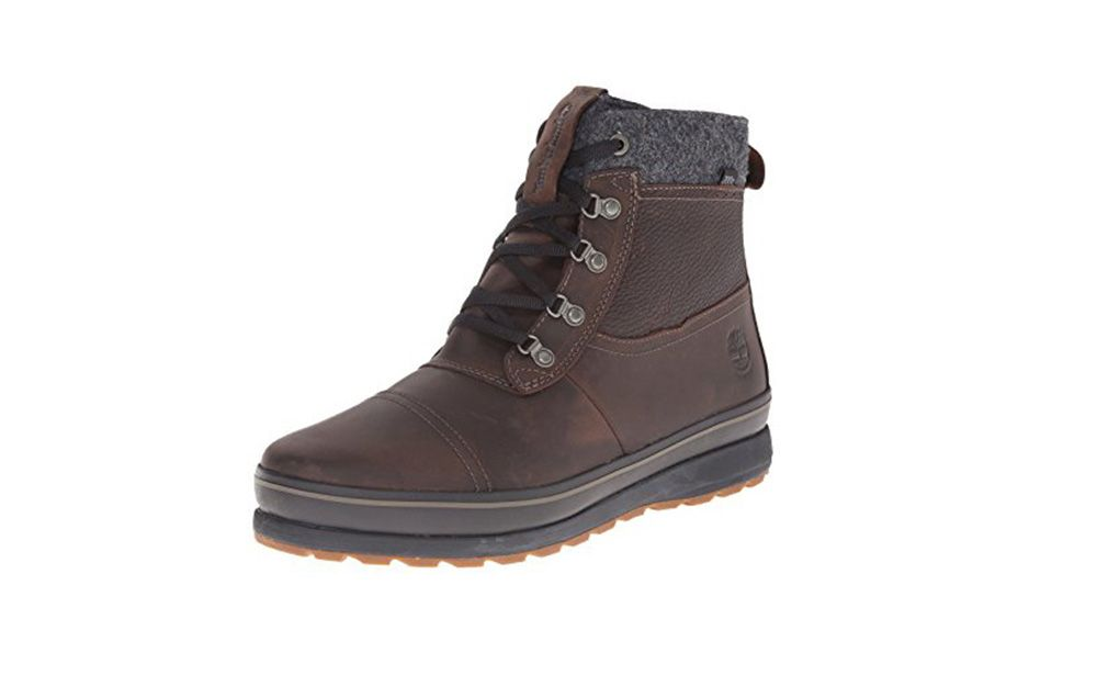 Stylish Weatherproof Shoes and Boots for Winter Menns helse  Men's Health