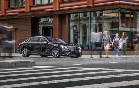 4 Things to Know About Mercedes' Big Plans for Autonomous Vehicles