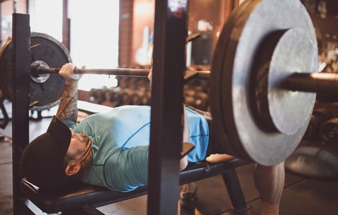 How to Bench More Weight - Bench Press Form Tips | Men's Health