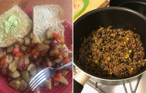 I Tried to Eat Vegan for a Week on $57, and It Was a Colossal Failure