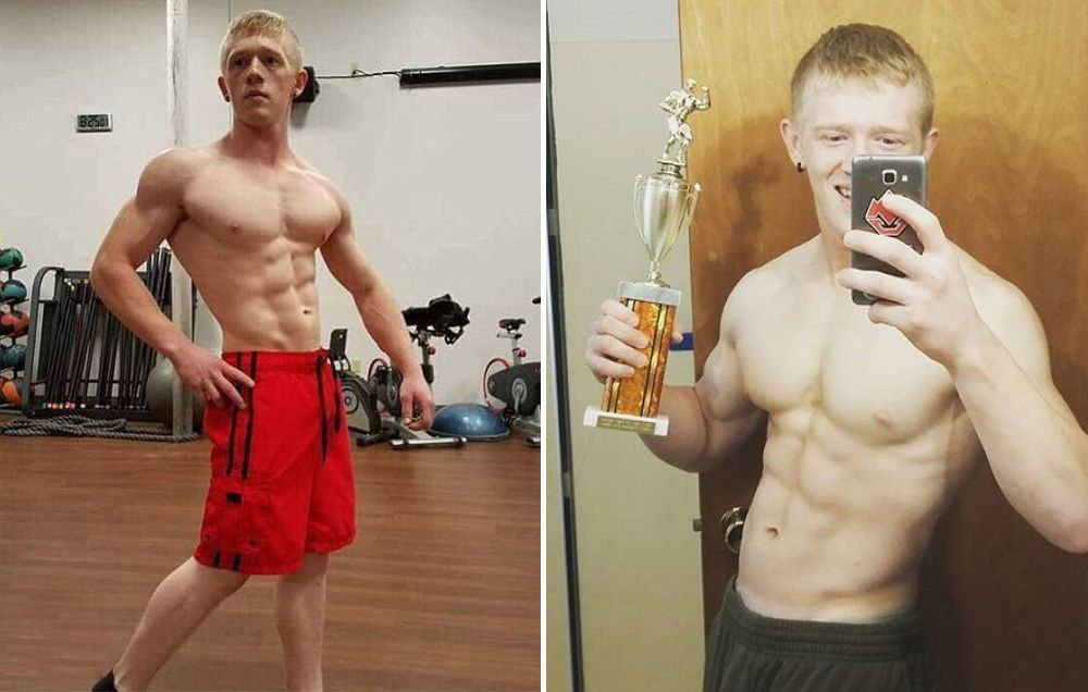 21-Year-Old Bodybuilder Suddenly Dies From Flu Complications ...