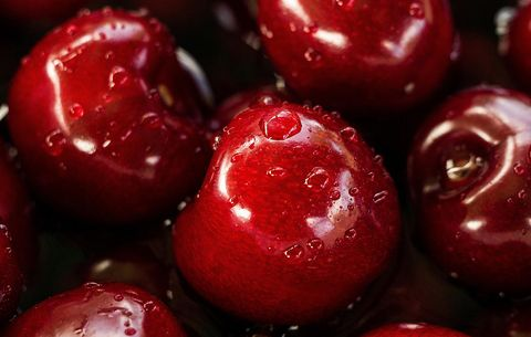 frozen cherries